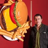 UNIX Gallery to Display FOODHIST TEMPLE Food Sculpture Exhibit, Through 5/14