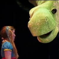 Photo Flash: First Look at LULU AND THE BRONTOSAURUS at Imagination Stage