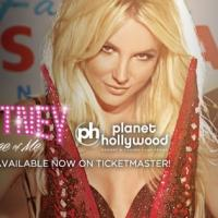 BRITNEY SPEARS Announces Extension to her 'Piece of Me' Las Vegas Residency