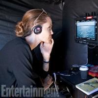 Photo Flash: First Look - Behind-the-Scenes of Angelina Jolie's UNBROKEN