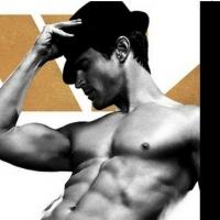 First Look - Matt Bomer Tweets Sexy New MAGIC MIKE XXL Poster!