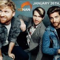 Jukebox the Ghost & Twin Forks Release Free Split Tour EP; Set for CONAN, 1/26