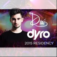 Dyro to Return to Vegas for New Residency at Drai's, Beginning 3/19