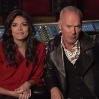 VIDEO: Host Michael Keaton & Cecily Strong Promo This Week's SNL
