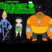 BRAVEST WARRIORS Season 2 Premieres on Youtube Today
