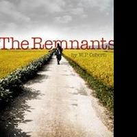 W.P. Osborn Releases Debut book, THE REMNANTS