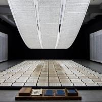 Xu Bing's WRITING BETWEEN HEAVEN AND EARTH to Open 2/21 at Frost Art Museum