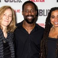 Photo Coverage: Inside Opening Night of FATHER COMES HOME FROM THE WARS at the Public Theater