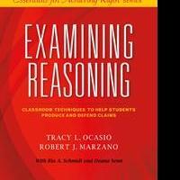 Book Explores Techniques for EXAMINING REASONING