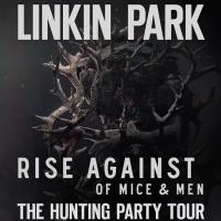 LINKIN PARK Announce 'The Hunting Party Tour' w/ Special Guests RISE & OF MICE & MEN