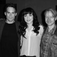 FREEZE FRAME: HEDWIG's Michael C. Hall Meets the Press Alongside Lena Hall & Creative Team