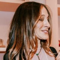 Photo Coverage: Sarah Jessica Parker's Shoe Line Opens Pop-Up