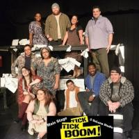 BWW Reviews: Jonathan Larson's TICK...TICK...BOOM! at SoLuna Studio