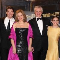 Photo Coverage: Renee Fleming and LIVING ON LOVE Company Celebrate Opening Night!