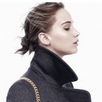 Photo Coverage: Jennifer Lawrence's Miss Dior Ads