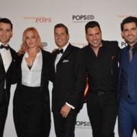 Photo Coverage: Backstage at The New York Pops' LET'S BE FRANK With Tony DeSare, Ryan Silverman, and More