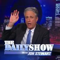 VIDEO: Jon Stewart Announces Date of Final DAILY SHOW Appearance
