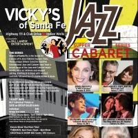 Andrea Marcovicci and More Highlight Vicky's of Santa Fe's 2014-15 Jazz/Cabaret Supper Club Series
