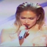 VIDEO: Jennifer Lopez Performs Moving Tribute to Selena on LATIN MUSIC AWARDS
