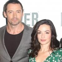 FREEZE FRAME: Hugh Jackman's Back on Broadway! The Cast of THE RIVER Meets the Press