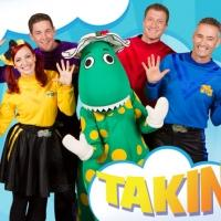 The Wiggles Announce 'Taking Off!' North American Tour, Kicking Off August 2013