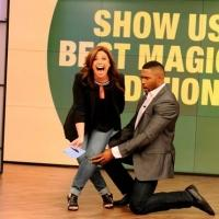 Michael Strahan's 'Magic Mike' Audition on RACHEL RAY Season Premiere Pays Off
