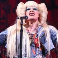 Photo Flash: Try and Tear Him Down - New Photos of Michael C. Hall in Broadway's HEDWIG AND THE ANGRY INCH!