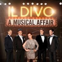 Il Divo und Broadway & West End Star Lea Salonga gemeinsam auf gro�er Deutschland Tour