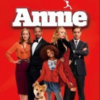 Photo Flash: Quvenzhane Wallis Beams in New ANNIE Movie Poster