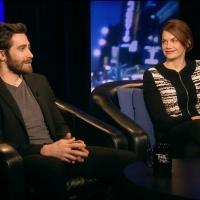 CONSTELLATIONS' Jake Gyllenhaal and Ruth Wilson Set for THEATER TALK This Weekend