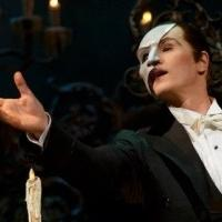 Photo Flash: Peter Joback Joins THE PHANTOM OF THE OPERA - First Look!