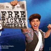 NEWSIES Kicks Off Week Of Free Tickets Lottery In Honor Of 2nd Anniversary