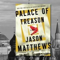 Edgar Award Winner and NY Times Bestselling Author, Jason Matthews to Discuss New Thriller, PALACE OF TREASON at Strand, 6/2