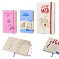 Moleskine Launches Alice's Adventures in Wonderland Limited Edition Collection