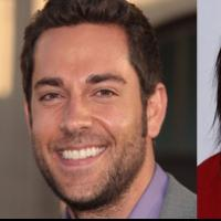CHUCK Star Zachary Levi and Krysta Rodriguez Set to Lead FIRST DATE on Broadway; Opens August 8