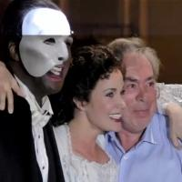 BWW TV: Andrew Lloyd Webber Celebrates the Music of the Night with New PHANTOM Stars Norm Lewis & Sierra Boggess!