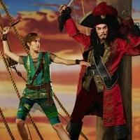 Photo Flash: First Look at Allison Williams & Christopher Walken in Promo for NBC's PETER PAN LIVE!