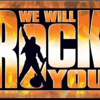 WE WILL ROCK YOU, eines der erfolgreichsten Musicals weltweit, erstmals in M�nchen!