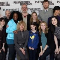 Photo Coverage: Meet the Cast of Playwrights Horizons' IOWA
