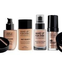 MAKE UP FOR EVER Launching Foundation Nation Campaign