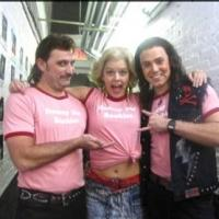 ROCK OF AGES Gets Pink for Breast Cancer Research; T-Shirt Sale on 11/6-8