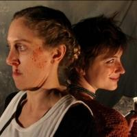 Photo Flash: Sneak Peek at the All-Female Cast of Babes With Blades' TITUS ANDRONICUS