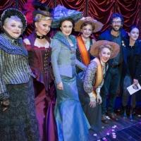 Photo Flash: Josh Groban & Kat Dennings Visit 'A GENTLEMAN'S GUIDE' on Broadway