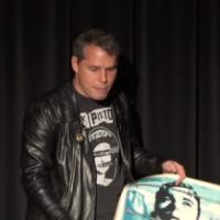 Artist Shepard Fairey Surprises USC Class on MTVU's STAND IN, 11/13