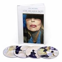 Joni Mitchell Set to Release 'Love Has Many Faces' 11/17