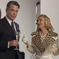 Update: Kristin Chenoweth & Peter Gallagher in Promo Shoot for ON THE TWENTIETH CENTURY; Plus First Photo!