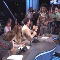 VIDEO: Harry Connick Jr. & Quentin Alexander Have Heated Exchange on AMERICAN IDOL