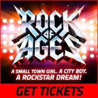 Rock Of Ages - Tickets from $69!