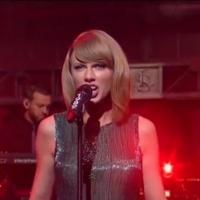 VIDEO: Taylor Swift Performs 'Welcome to New York', Talks New Album on LETTERMAN