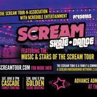 The SCREAM Tour Announce Launch of SCREAM, Skate & Dance